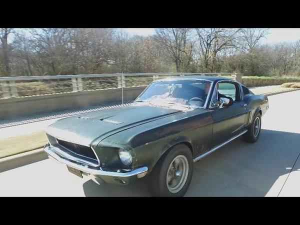 The return of the Bullitt Mustang