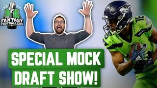 Fantasy Football 2020 - Special Mock Draft: Zero RB vs Heavy RB - Ep. #905