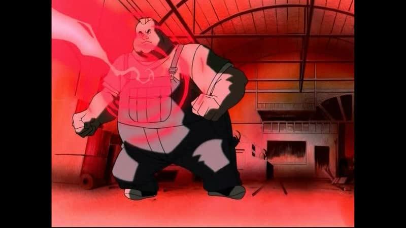 Люди Икс. Эволюция - 01 - 04 - Влюбленный мутант