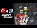 Turkey vs Iceland Highlights - November 14,2019 | Football Machine
