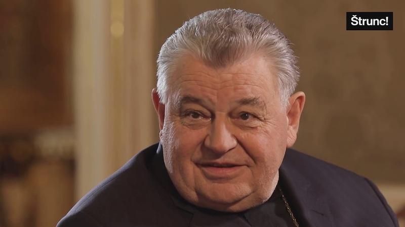 Pavel Štrunc na aktuálne témy s kardinálom Dominikom DUKOM
