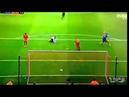 Demba Ba goal vs Liverpool gerrard slip