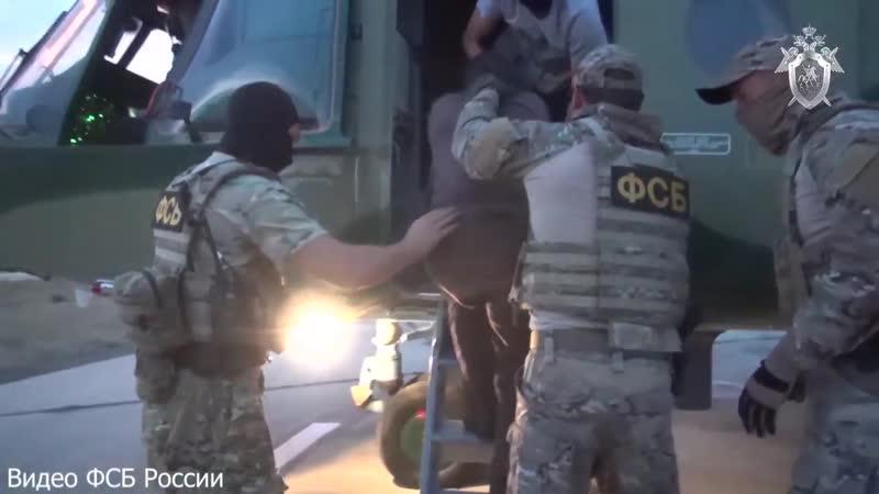 «Мешки на голову и в Москву»: задержание и этапирование коррумпированных дагестанских чиновников
