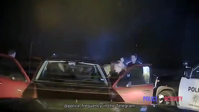 Когда автоугонщик афроамериканец