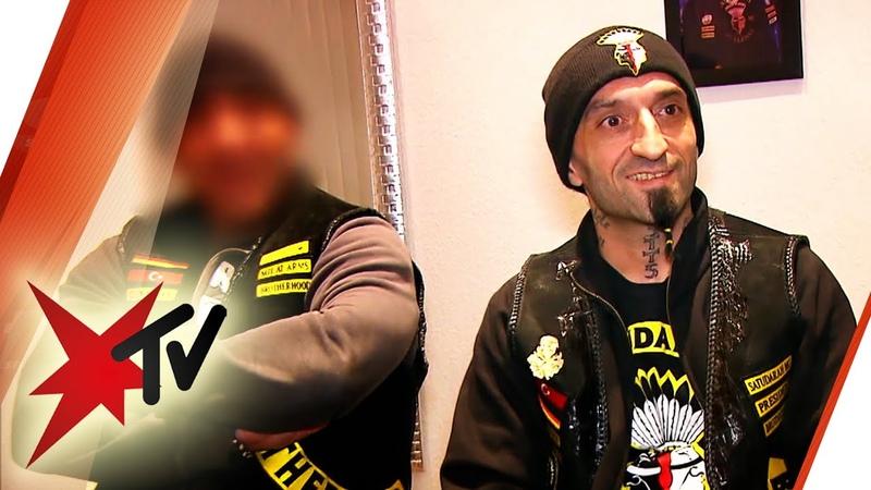 Satudarah Kronzeuge Rocker Boss verurteilt V Mann bekommt Bewährungsstrafe stern TV