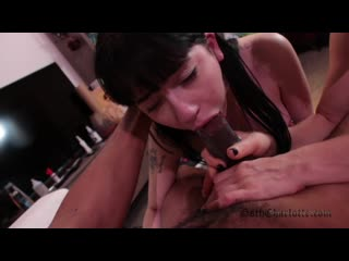 Charlotte Sartre another threesome. i wanna record some new stuff tomorrow, im thinking some anal and piss and perhaps peggging