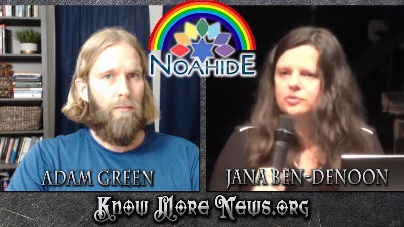 The Dangerous Truth About the Noahide Laws | KMN LIVE feat. Jana Ben-DeNoon - YouTube