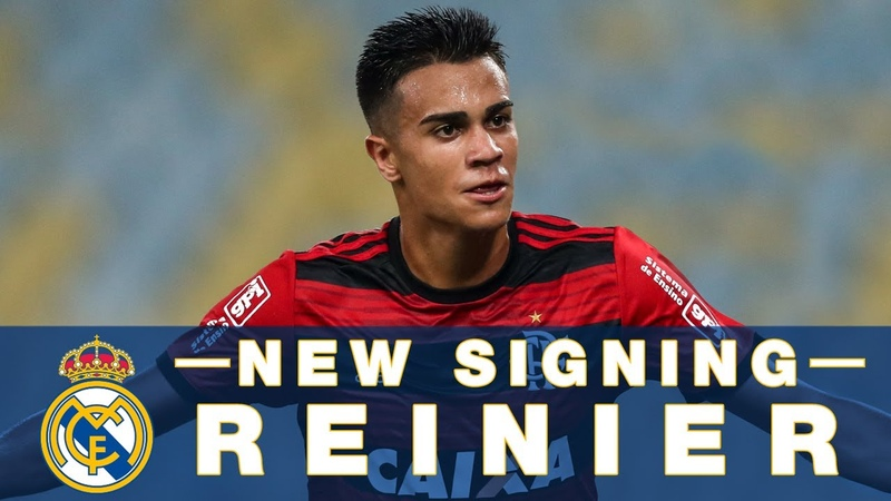 Reinier NEW Real Madrid player