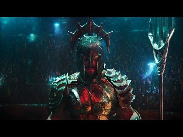 Aquaman vs Orm The Ring of Fire Aquaman 4k IMAX