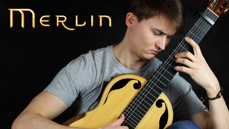 MERLIN - MAIN THEME (The Call of Destiny) - Classical Guitar Cover by Lukasz Kapuscinski