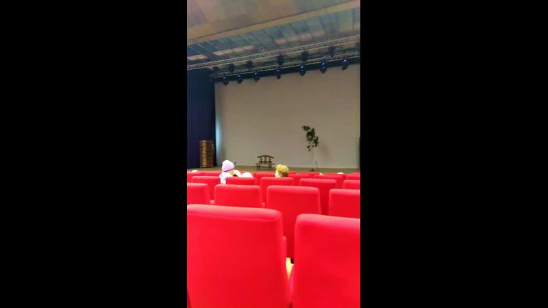 Фестиваль Коми рытьяс Театральный коллектив с. БОГОРОДСК до начала 15 минут