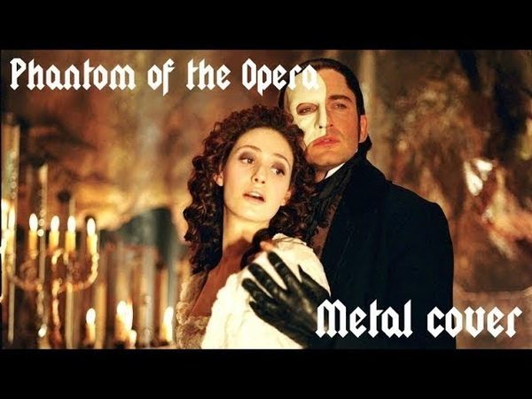 Phantom of the Opera (Metal cover)Jonathan Young feat Malinda Kathleen Reese