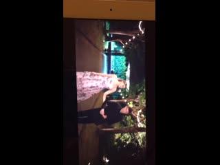 The wedding prep scene omg