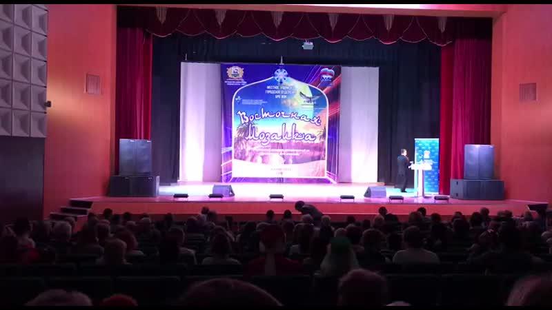 Узбекский танец. Узбекский танец НАВО