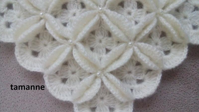 Motifli Bebek Battaniye Yapılışı
