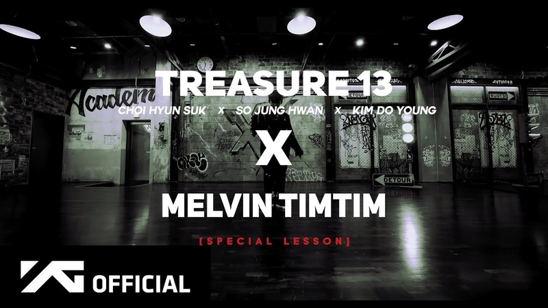 HYUN SUK DO YOUNG JUNG HWAN X MELVIN TIMTIM CHOREOGRAPHY VIDEO