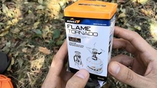 Горелка Kovea Flame Tornado и котелок Fire-Maple Typhoon