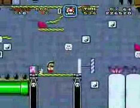 Perpetual Mario Nico Nico Douga Kumikyoku w Annotations