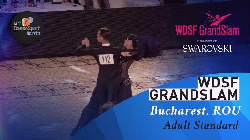 Brzozowski Mozdzonek POL 2019 GrandSlam STD Bucharest R2 T