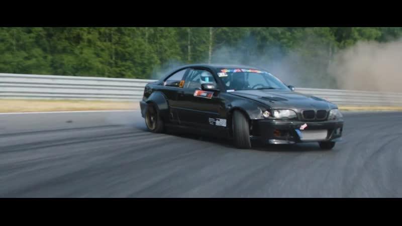 High Speed Drifting (Chase Car Cuts II)BMW E30 E36 E46
