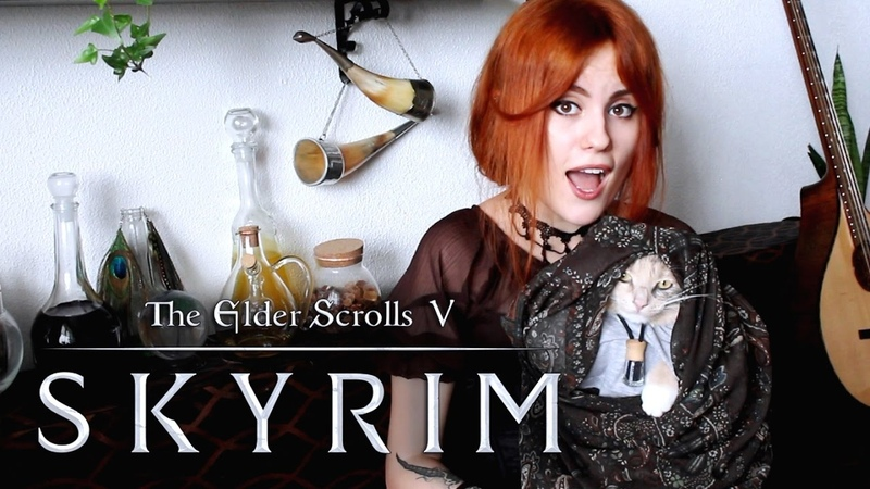 TES V: Skyrim - Ragnar the Red (Rus) Gingertail Cover