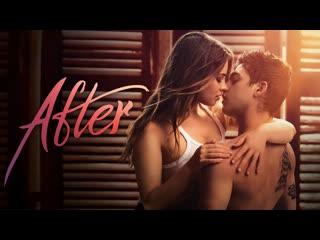 Фильм После . After 2019 Мелодрама Молодёжный фильм Секс порно эротика