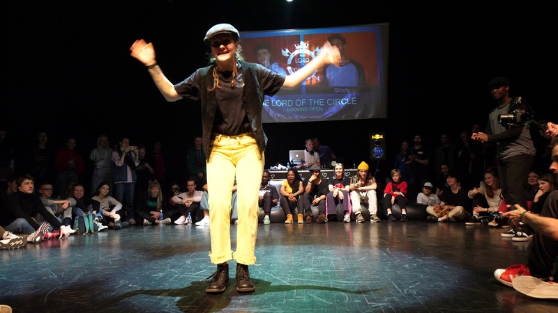 The Lord of the Circle 2019 - LOCKING OPEN FINALS - Kozo vs Groofy   Danceproject.info