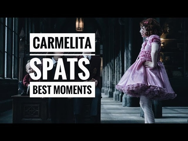 Carmelita Spats || BEST MOMENTS || A Series of Unfortunate Events Season 2 || Netflix