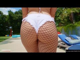 The Curves! Big Ass Hardcore tit fucking P2M thick antonella la sirena stockings anal sex porn секс в чулках в жопу анал пор