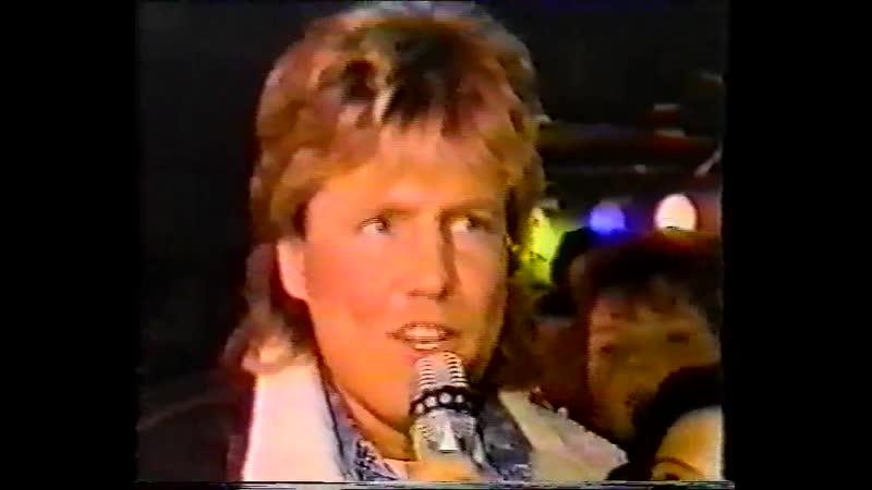Dieter Bohlen (Intervew - 1988)
