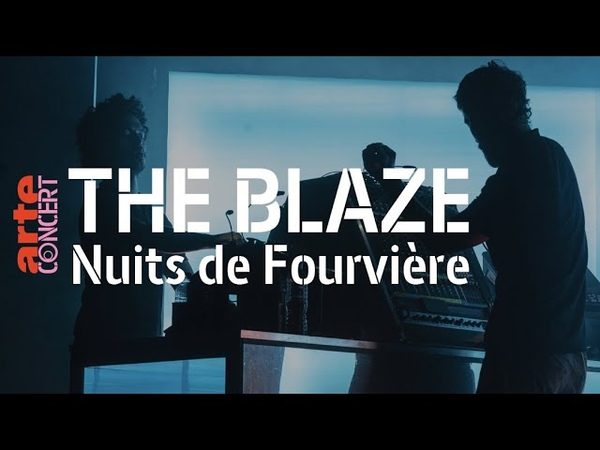 The Blaze @ Nuits de Fourvière (Full Show HiRes) - ARTE Concert