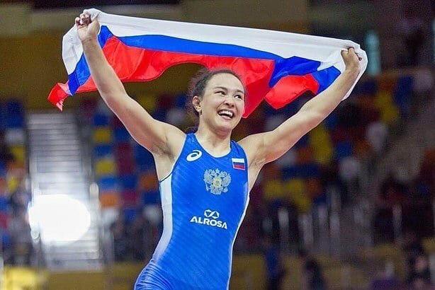 Бурятские спортсменки будут представлять Россию на чемпионате мира по борьбе