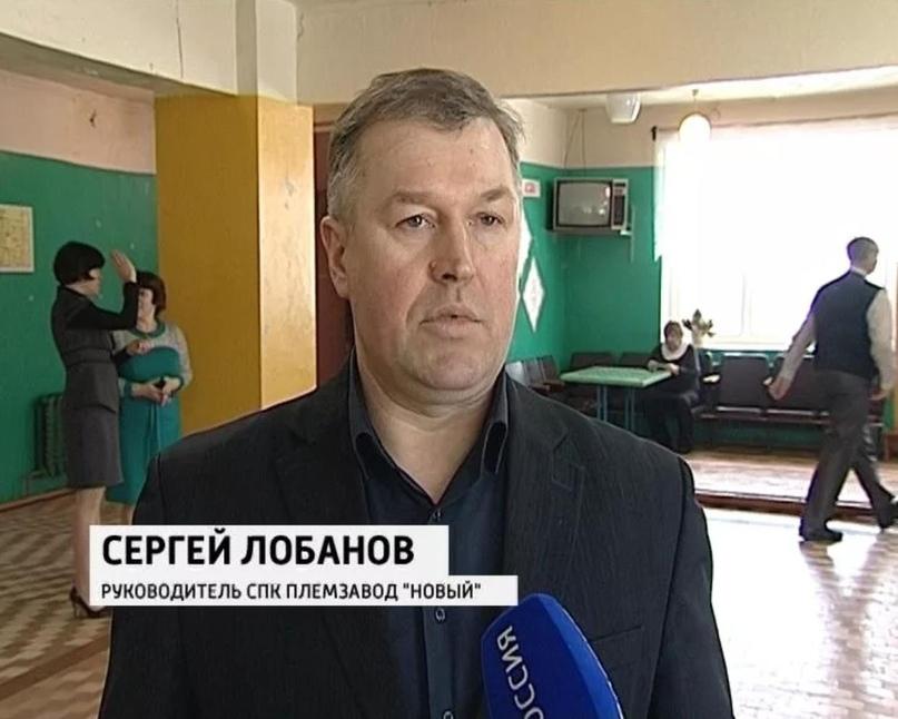 Лобанов Сергей Александрович