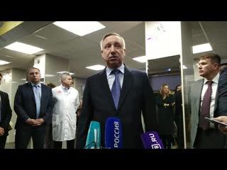 Беглов подвел итоги рабочего выезда в Калининский район