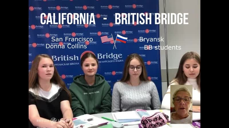 British Bridge - California - Languages