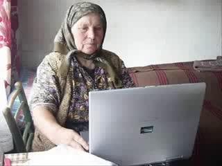 Мэдисон угарает над бабулей)