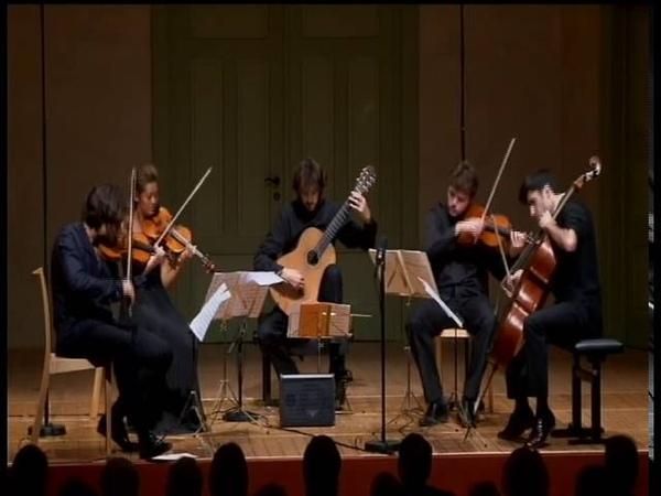 Boccherini Fandango from the Guitar Quintet D-major, G.448