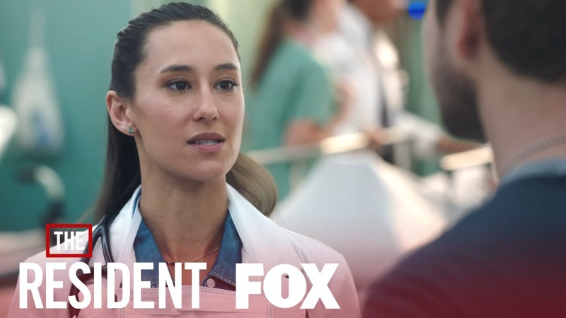 Conrad Welcomes Eloise The New Intern | Season 3 Ep. 1 | THE RESIDENT