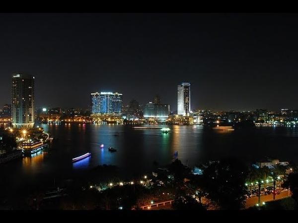 Ночь в Каире (Египет)ليل القاهرة (مصر )Night at Cairo (Egypt)カイロの夜(エジプト)카이로 (이집트)의 밤