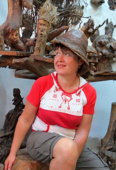 Рисунок профиля (Инна Караванова)