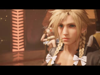 Final fantasy vii remake theme song trailer