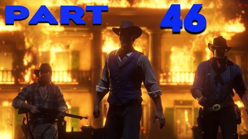 RED DEAD REDEMPTION 2 gameplay walkthrough part 46-JACK-BLOOD FEUDS,ANCIENT AND MODERN(RDR2)