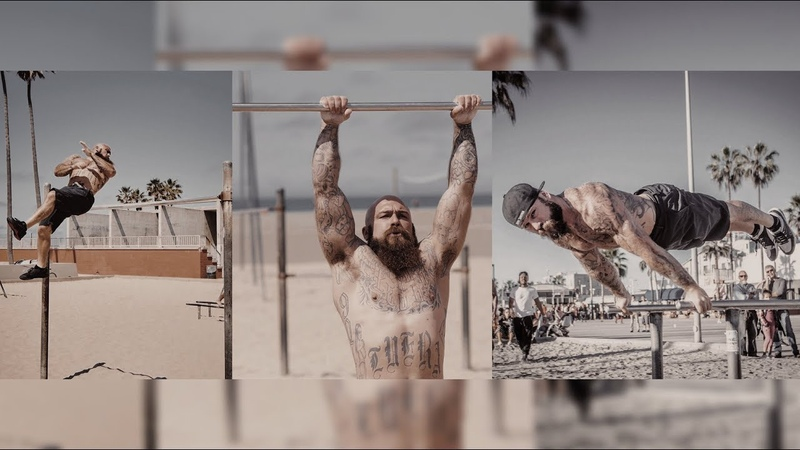 Chris Luera Tatted Strength INSANE MONSTER of Street workout 2020 Top Bar Athletes