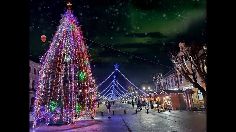 Romania Bistrita 9 Decembrie 2019 Semnal M Nopți de argint Signal M Silver nights