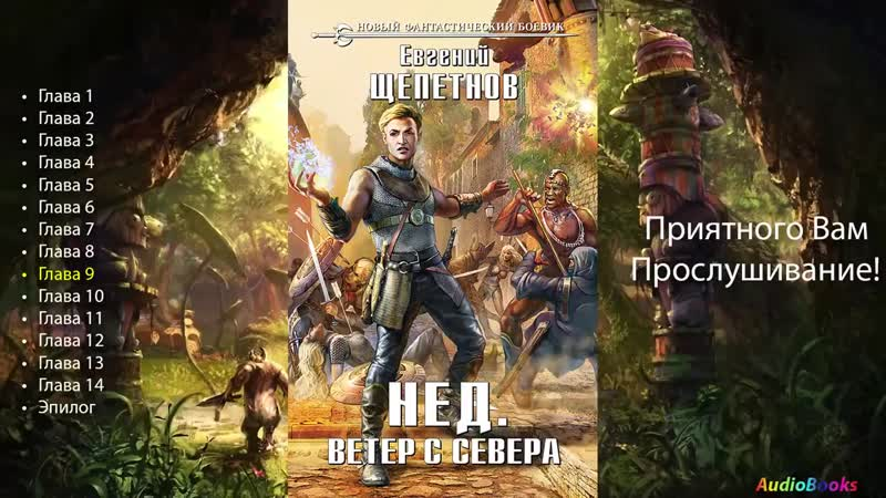 Евгений Щепетнов - Нед. Ветер с севера. Книга 5 ч2