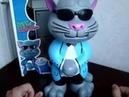 ШОК Talking cat Tom Говорящий кот Том танцует и поет