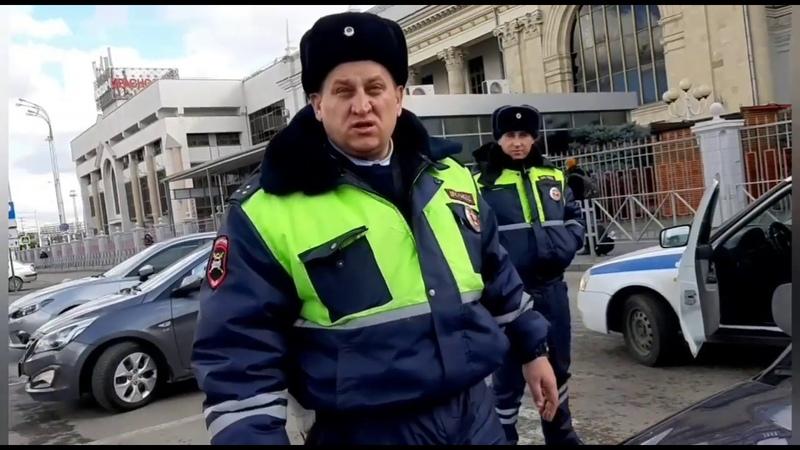 СтопХам Краснодарский хам и Бездельник из ГИБДД