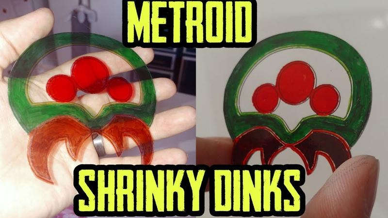 Affinity Designer Cricut    Making Metroid Shrinky Dinks
