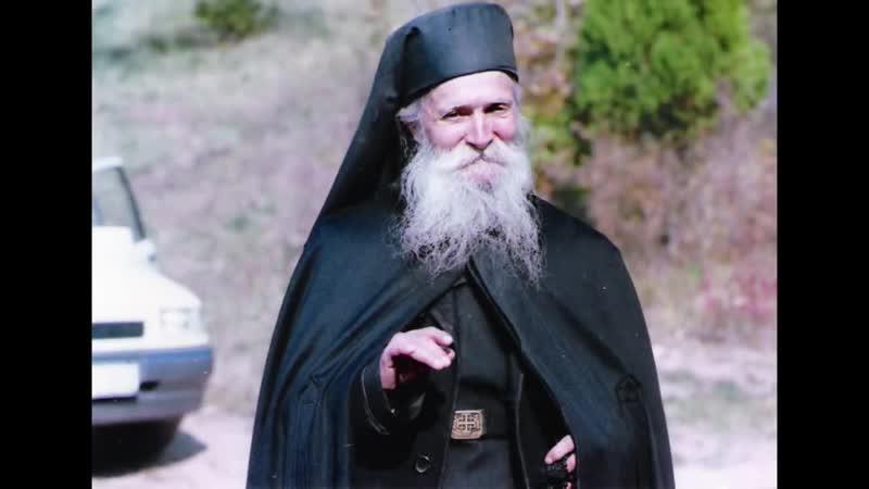 Отац Тадеј - Исусова молитва (100 раз)
