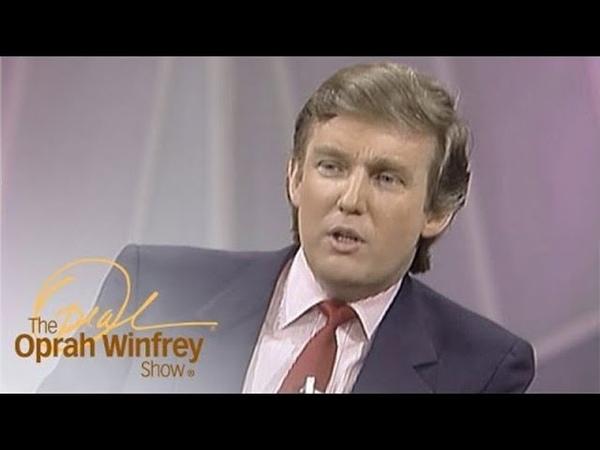 Donald Trump Teases a President Bid During a 1988 Oprah Show | The Oprah Winfrey Show | OWN